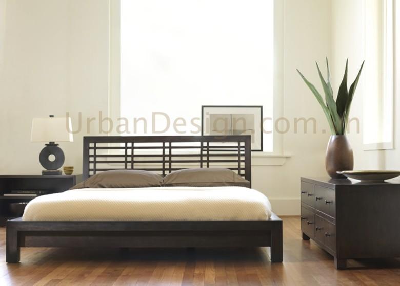 Bed contemporary-bedroom