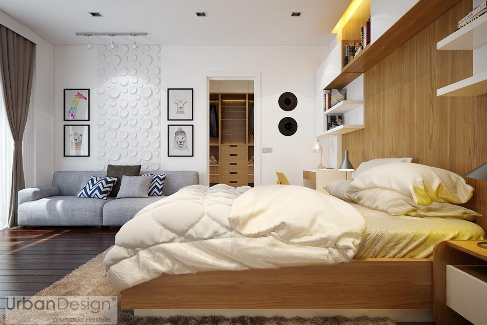STARHILL H3-1_bedroom01
