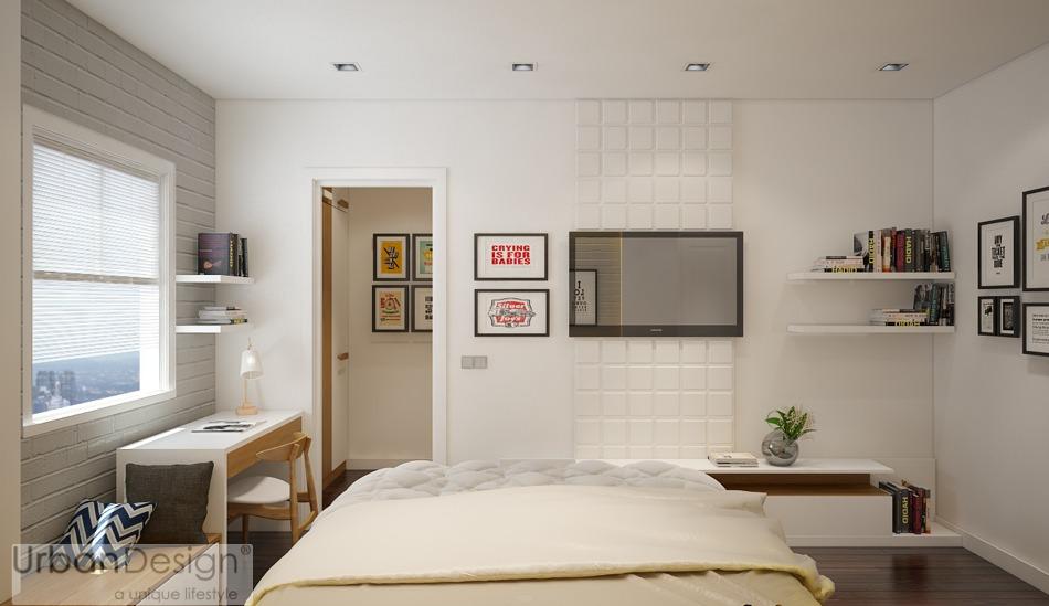 STARHILL H3-1_bedroom07
