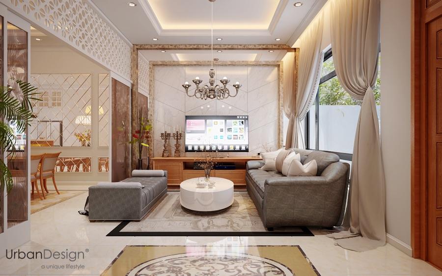 villa_phodong_khong gian chung - view 2