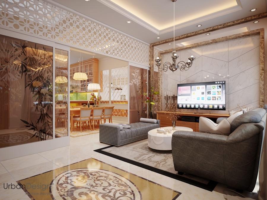 villa_phodong_khong gian chung - view 3