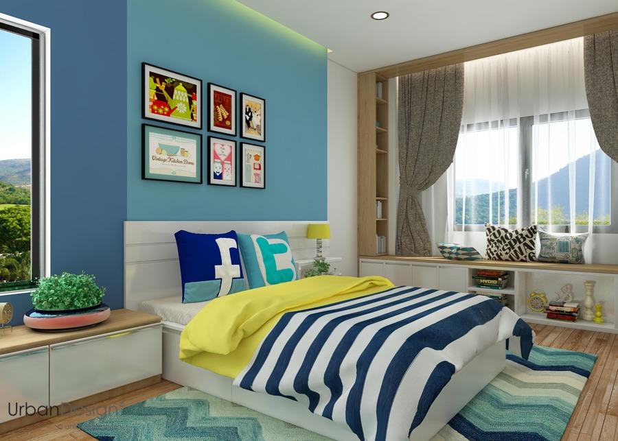 villa_phu_my_phong ngu 2 be - view 2